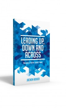Leading up, down and across – Out now!