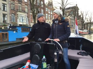 bootje Amsterdam