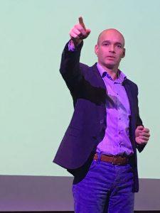 Jochen Hekker - Public speaking
